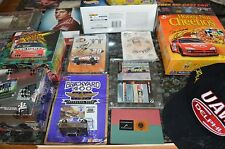 NICE NASCAR AUTOGRAPH CARD & MEMORABILIA COLLECTION!!! MUST SEE!!!