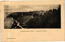 CPA Étables (Cotes-du-Nord) - Descente de la Plage (280022)