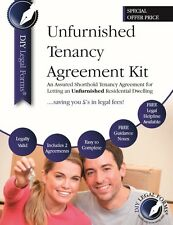 TENANCY AGREEMENT KIT Unfurnished. Inc. 2 FORMS + GUIDANCE NOTES. PREMIUM KIT.