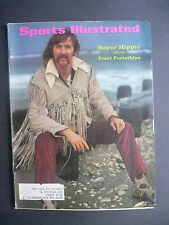 Sports Illustrated May 11, 1970 Super Hippie Andretti West Derby NBA May '70