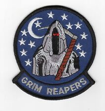 Grim Reapers - Stealth BC Patch Cat No M5279