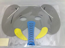 Foam Elephant Shaped Face Mask Party Loot Bag Filler Party Mask