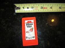 Fisher Price Fun with Food Pizza Hut Hot Pepper Cheese packet sprinkles topping