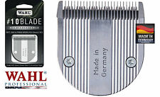 Wahl 10 NON ADJUSTABLE Blade for FIGURA,Bravura,ChromStyle,Arco,Chromado Trimmer