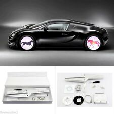 50 Patterns DIY Cool Car Colorful LED Wheel Light Flash Lamp Programmable
