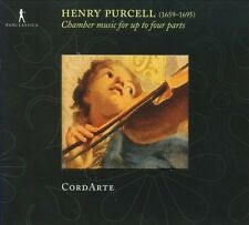Henry Purcell: Chamber Music for Up to Four Parts New CD
