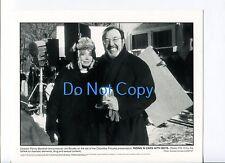 Penny Marshall Jim Brooks Riding In Cars With Boys Original Press Movie Photo