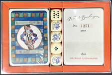 Graciela Rodo BOULANGER - Playing Card Set LIMITED EDITION - STILL SEALED 1970