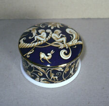Wedgwood Cornucopia Small Round Box