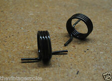 YAMAHA XT500 TT500 NEW FOOT PEG SPRING SPRINGS LEFT AND RIGHT STAND 27-066