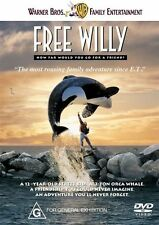 FREE WILLY DVD R4 Jason James Ritcher