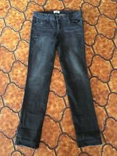 Vintage Deep Purple Womens Jeans Dark Gray