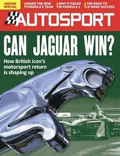 AUTOSPORT MAGAZINE 29 Sept 2016 - CAN JAGUAR WIN? (NEW)