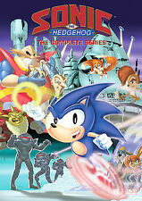 Sonic The Hedgehog - The Complete Series by Jaleel White, Kath Soucie, Jim Cumm