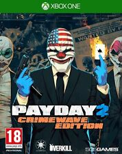PAYDAY 2 CRIMEWAVE EDITION XBOX ONE PAL