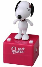 TAKARA TOMY Snoopy Little Taps Pop'n step Bell dancing doll Japan