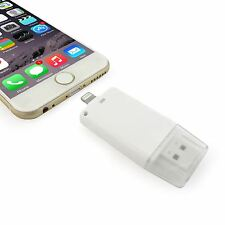 64GB Esterno Memoria Flash Drive chiavetta USB per iPad Air iPhone 6 Plus iPod