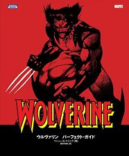 WOLVERINE Perfect Film Guide Japanese Book