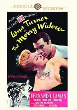 THE MERRY WIDOW (Lana Turner) Region Free DVD - Sealed