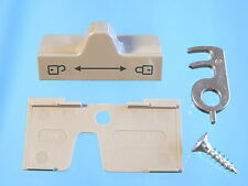 DOMETIC FRIDGE DOOR LOCK ASSEMBLY ELECTROLUX FRIDGE DOOR CATCH KIT IN GREY 7300