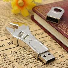8GB Portable Mini Wrench Shape USB 2.0 Flash Stick Memory Drive Pen Storage