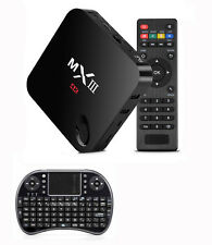 MX3 + Keyboard Android TV Box Fully Loaded 2GB Ram Wifi  OctoCore GPU 8GB Rom