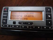 SIRIUS SV3 Stratus 3 XM  radio Receiver only --LIFETIME SUBSCRIPTION