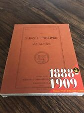 National Geographic 1888-1909 4 CDS Win 95/3.1 & Mac CD-ROM PC1