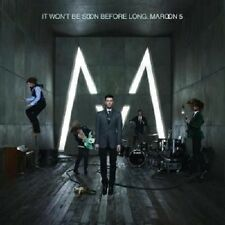 "MAROON 5 ""IT WON´T BE SOON... (NEW VERSION)"" CD NEU"
