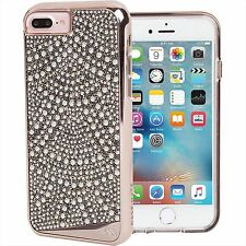 Case-Mate Brilliance Tough with Screen Protector Case For Apple iPhone 7 / 6/ 6s