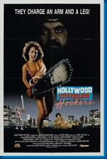 Hollywood Chainsaw Hookers Movie Poster24in x 36in