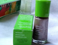 Mary Kay Crushed Pearl Nail Polishr Art of Nature Limited Edition BNIB RRP £9.00