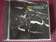 Orchestral Manoeuvres In The Dark OMD - Sugar Tax CD.Disc Is In Excellent Cond.