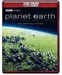 Planet Earth - The Complete Collection (HD DVD, 2007, 4-Disc Set) NEW NOT A DVD!