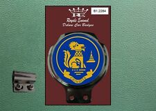Royale Classic Car Badge & Bar Desmo Clip THE CHINDITS SPECIAL FORCES B1.2284
