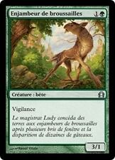 MTG Magic RTR FOIL - Brushstrider/Enjambeur de broussailles, French/VF