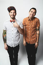 A3 Size - TWENTY ONE PILOTS American Musical Duo GIFT / WALL DECOR ART POSTER