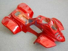 BODY PLASTIC FENDER 50cc 70cc 90cc 110cc ATV QUAD 3050C Metallic Red I APS03
