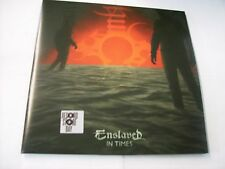 ENSLAVED - IN TIMES - 2LP BLACK VINYL NEW UNPLAYED 2015