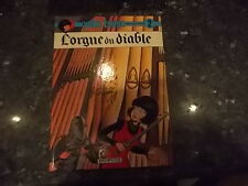 belle reedition yoko tsuno l'orgue du diable