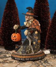 Bethany Lowe - Halloween - Witch's Eve - PS2976