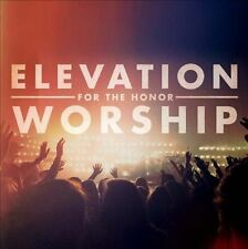 For the Honor Elevation Worship Christian Music CD Gospel Faith Pastor Furtick