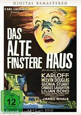 DAS ALTE FINSTERE HAUS 1932 DVD Boris Karloff OLD DARK HOUSE James Whale OVP!