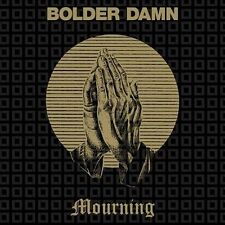 BOLDER DAMN-Mourning-CD- Shadow Kingdom Records-Dead Meat-Ron Reffett-1971-CD