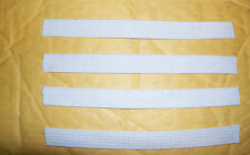 12-- 3/4 Inch Wide Wicks for Oil or Kerosene Lamps 8 Inches Long USA Made   QW12