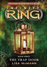 Infinity Ring #3: Trap Door by Lisa McMann c2013 VGC Hardcover