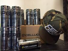 Cellucor P6 CHROME Testosterone Booster NEW G4 FREE CAMO HAT