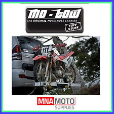 MO-TOW towbar Motorcycle carrier rack! Carry a motor bike without trailer! wow!!