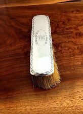 Tiffany & Co. American Sterling Silver Clothes Brush: 1902-07