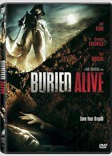 NEW DVD // Buried Alive  - Augusto Aguilar, Jeff Blum, Greyson Chadwick, Bram Ho